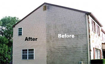 Pressure Washing Amp Soft Wash Home Cleaning In Westfield Nj